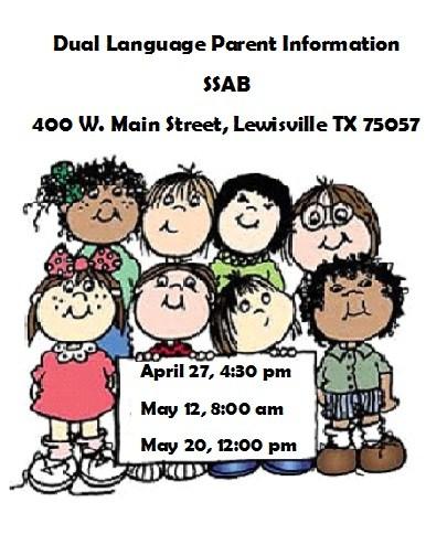 Dual Language Parent Info