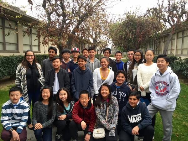 STEM Club Members Win at Bishop Amat Math Competition