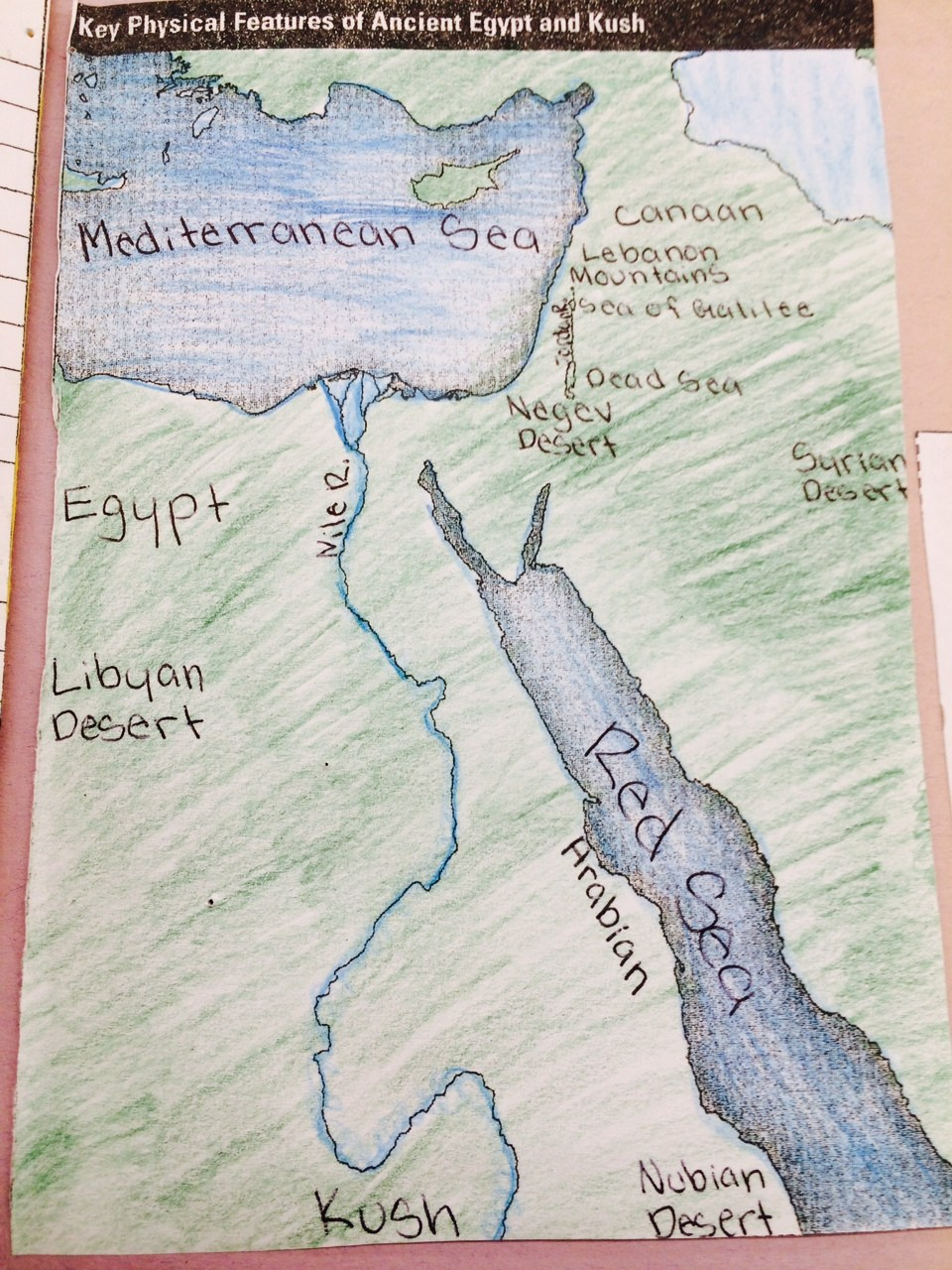 Kush Egypt Canaan Map Blank Pictures To Pin On Pinterest ThePinsta - Map of ancient egypt kush and israel