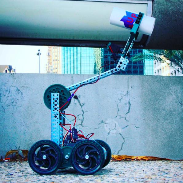 Robotics Competition & Class Fun