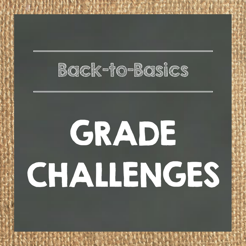 Click Here to Participate in the Grade Challenges Thumbnail Image