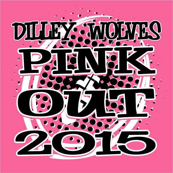 Pink Out Football Game 10/16/15