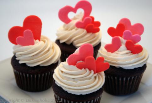 Valentine Cupcake Sale!