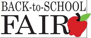 Back To School Fair to be Held Thursday, August 6 During Registration