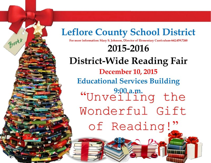 District-Wide Reading Fair