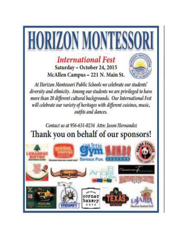 7th Annual International Fest
