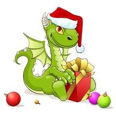 Holiday Greetings from SEMS Dragons Thumbnail Image