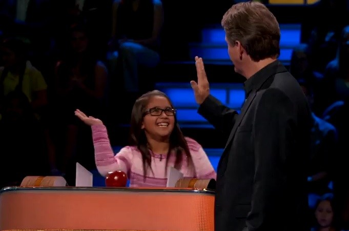 Anglea Azar is a Finalist on Fox Television Show Are You Smarter Than a 5th Grader!