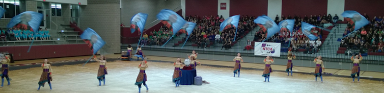 Marcus Color Guard receives 3rd at WGI World Championships