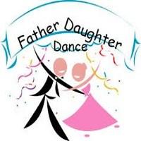 Father-Daughter Dance Invitation