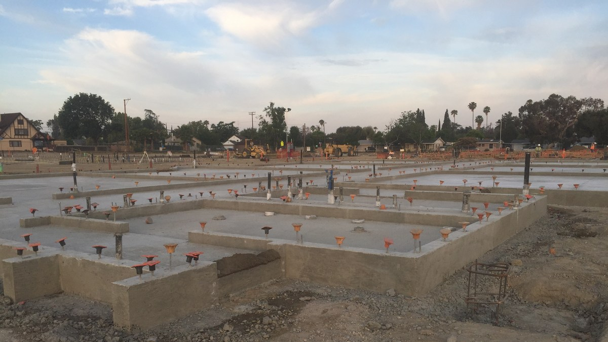Bldg E Foundation and Slab on Grade