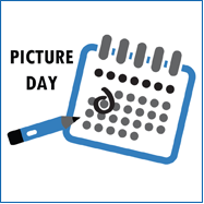 School Picture Day for Grades 9-11 is Wednesday, September 9th
