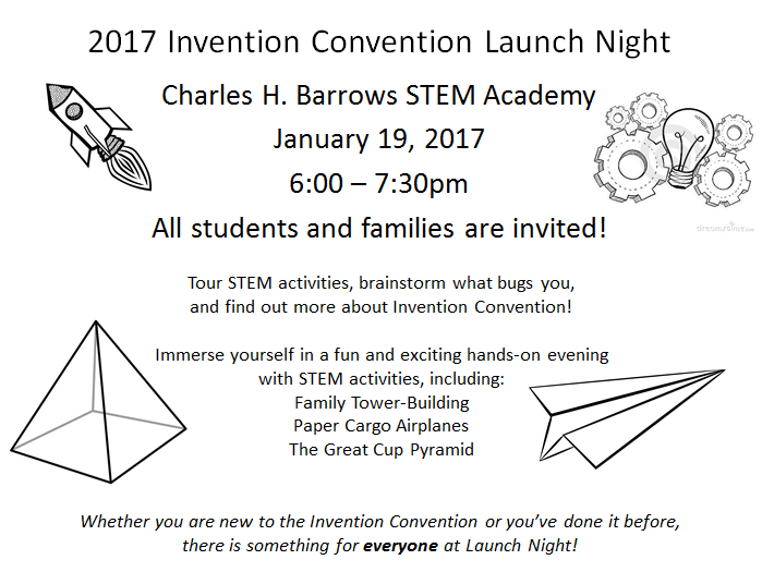 Invention Convention Launch Night Thumbnail Image