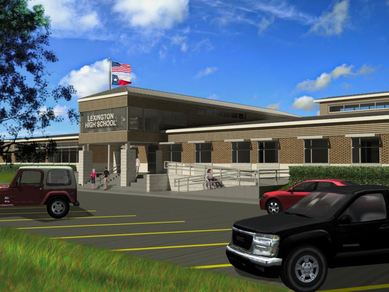 Lexington High School Construction Project