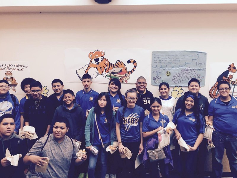Counselor's ECC Tiger Squad/First Six Weeks.